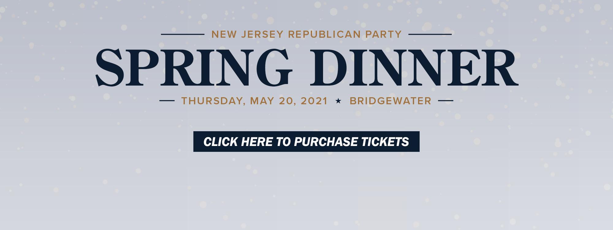 2021 Spring Dinner